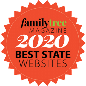 FamilyTree magazine 2020 best State websites award