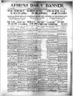 Athens daily banner (Athens, Ga. : 1889), May 17, 1900, Athens daily banner