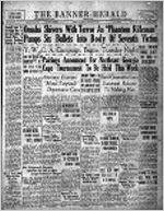 Banner-herald (Athens, Ga. : 1923), 1926 February 21, Banner herald