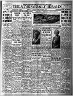 Athens daily herald, Sep. 1, 1917