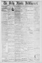 Daily Atlanta intelligencer, Apr. 3, 1871
