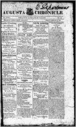 Augusta chronicle, 1814 February 25