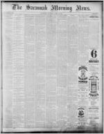 Savannah morning news, 1883 April 28