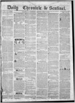 Daily chronicle & sentinel, 1840 April 16