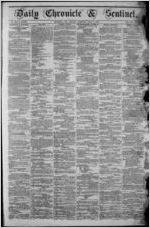 Daily chronicle & sentinel, 1856 July 4