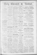Daily chronicle & sentinel, 1859 June 1