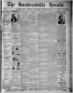 The Sandersville herald, 1894 June 28