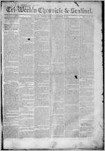 Tri-weekly Chronicle & sentinel, 1941 September 9