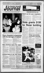 Houston home journal, 1989 August 19