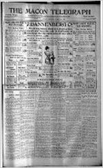 Macon telegraph (Macon, Ga. : 1885), Mar. 8, 1903