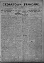 Cedartown Standard, Aug. 17, 1911