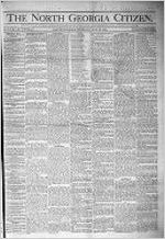 North Georgia citizen (Dalton, Ga. : 1868), May 12, 1881