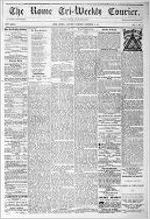 Rome tri-weekly courier, Dec. 12, 1874