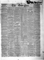 Daily Georgian (Savannah, Ga. : 1835), Jul. 14, 1838