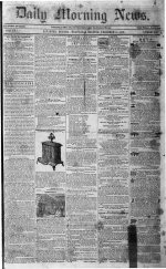 Daily morning news (Savannah, Ga. : 1850), Dec. 11, 1850