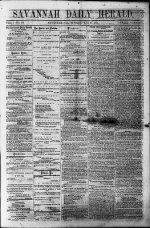 Savannah daily herald, May 29, 1865