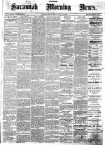 Savannah morning news (Savannah, Ga. : 1868), Jul. 12, 1869