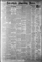 Savannah morning news (Savannah, Ga. : 1868), Jun. 20, 1874