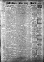 Savannah morning news (Savannah, Ga. : 1868), Sep. 14, 1874