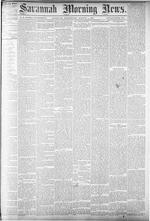 Savannah morning news (Savannah, Ga. : 1868), Aug. 1, 1877