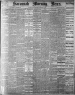 Savannah morning news (Savannah, Ga. : 1868), Oct. 1, 1879