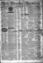 Daily Savannah republican, Dec. 11, 1837
