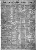 Savannah daily republican (Savannah, Ga. : 1840), Jan. 13, 1842