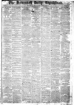 Savannah daily republican (Savannah, Ga. : 1840), Oct. 28, 1853