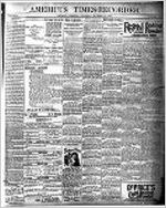 Americus times-recorder (Americus, Ga. : Daily), Oct. 26, 1893