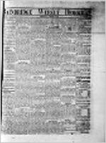 Bainbridge weekly democrat (Bainbridge, Ga. : 1872), Feb. 12, 1874