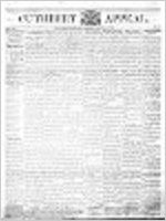 Cuthbert appeal (Cuthbert, Ga. : 1866), Jul. 19, 1872