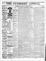 Cuthbert appeal (Cuthbert, Ga. : 1866), Nov. 10, 1882