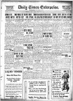 The Daily times-enterprise, May. 17, 1913