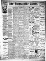 Thomasville times (Thomasville, Ga. : Weekly), Mar. 3, 1877
