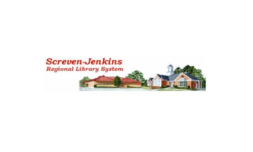 Logo for Screven-Jenkins Regional Library System