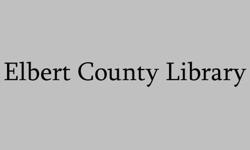 Logo for Elbert County Library