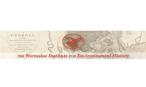Logo for Wormsloe Institute for Environmental History