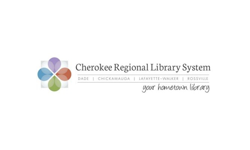 Logo for LaFayette-Walker County Library