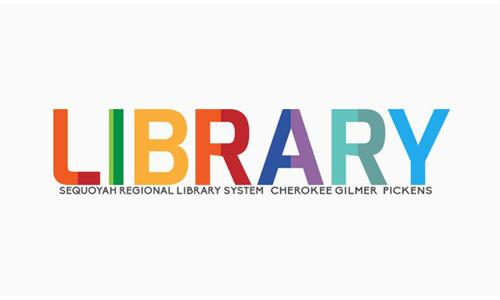 Logo for Sequoyah Regional Library System
