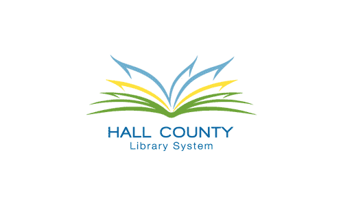 Logo for Hall County Library System (Ga.)