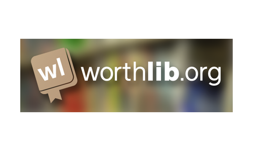 Logo for Worth County Library System (Ga.)