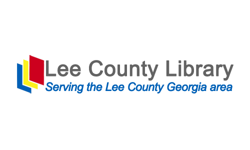 Logo for Lee County Library System (Ga.)
