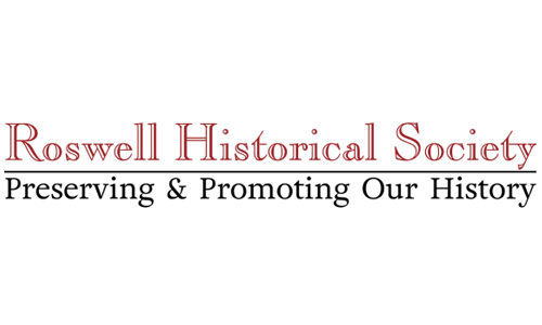Logo for Roswell Historical Society (Ga.)