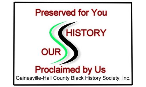Logo for Hall County Black History Society (Ga.)
