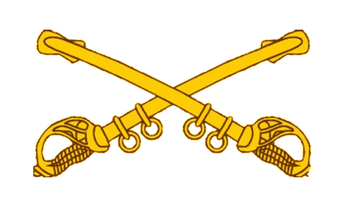 Logo for 6th Cavalry Museum