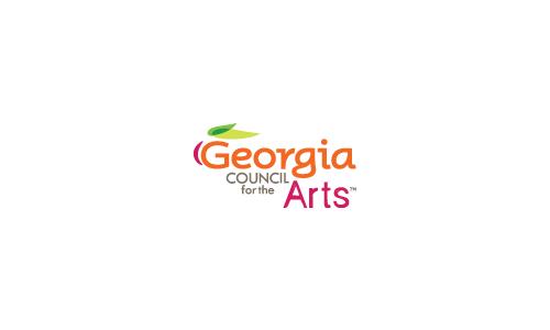 Logo for Georgia Council for the Arts