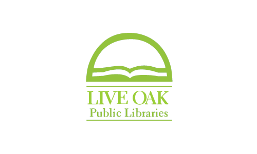 Logo for Live Oak Public Libraries