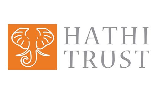 Logo for HathiTrust